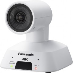 Panasonic Compact 4K PTZ, HDMI, USB, Streaming PTZ Camera (White) from PANASONIC with reference AW-UE4WG at the low price of 952