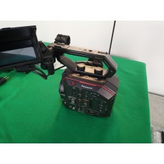 Used Panasonic AU-EVA1 (AU-EVA1EJ) from PANASONIC with reference AU-EVA1EJ (used) at the low price of 0. Product features: Secon