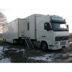 Used Volvo OB VAN (used_3) - OB-VAN HD - 2