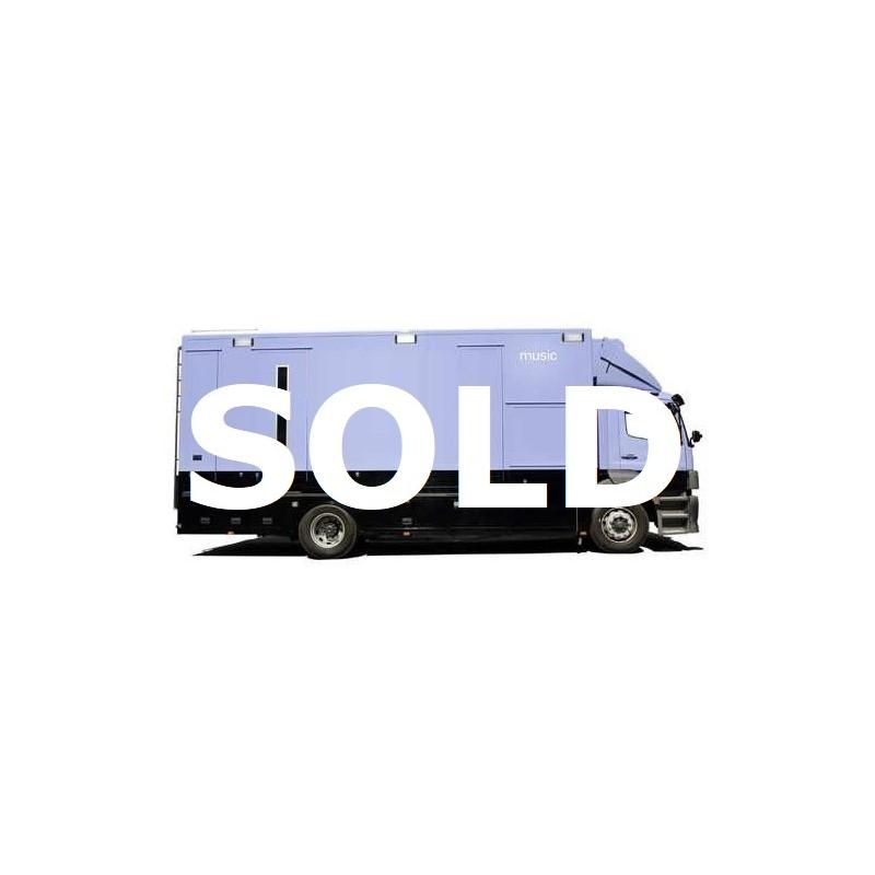 [SOLD] Used Music production van (used_8) – OB-VAN HD