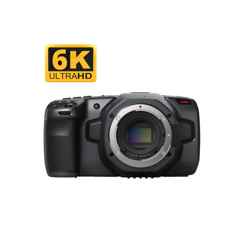 Blackmagic Pocket Cinema Camera 6K - 21303