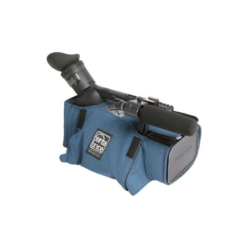 Portabrace – CBA-HMC150 – CAMERA BODYARMOR – PANASONIC AG-HMC150 – BLUE
