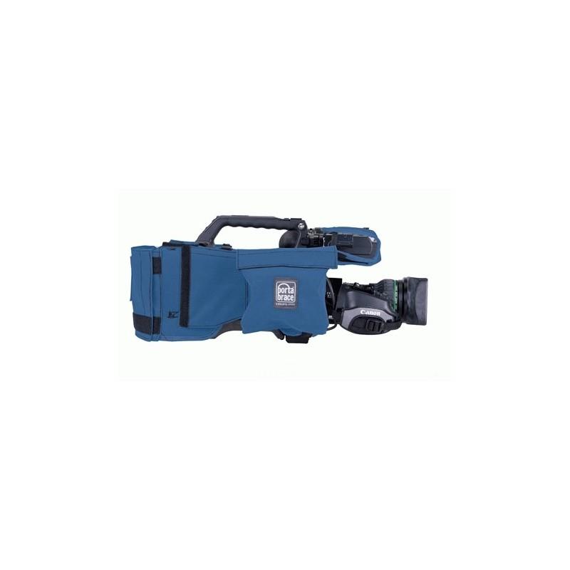 Portabrace – CBA-HPX600 – CAMERA BODYARMOR – PANASONIC AG-HPX600 – BLUE