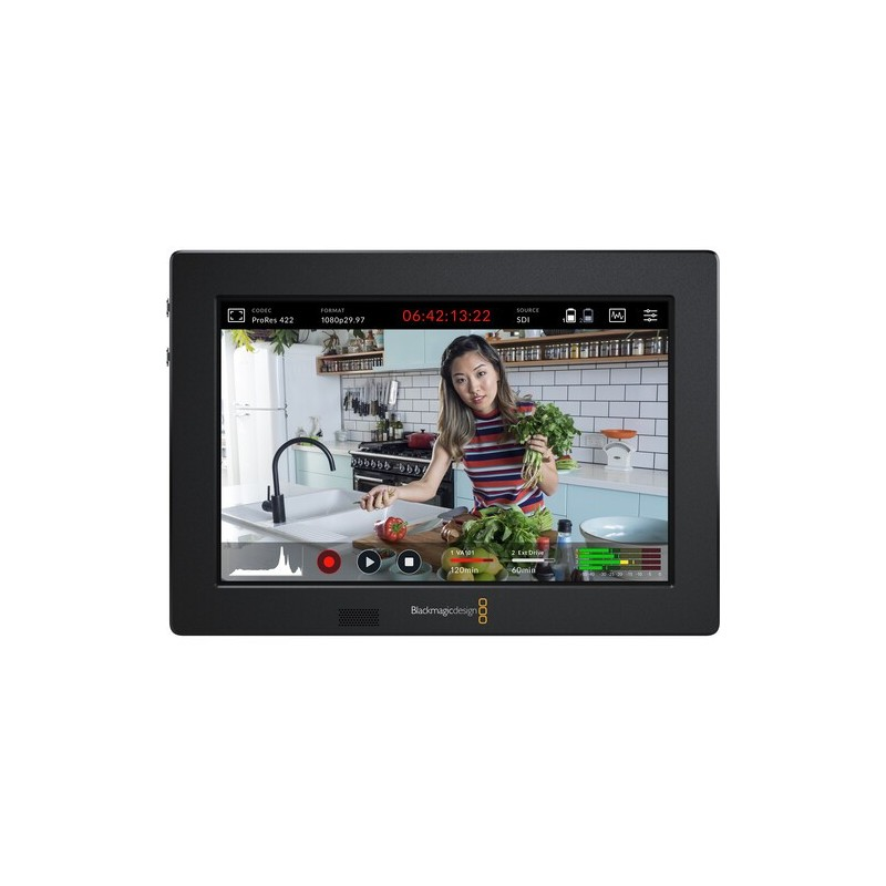 """Blackmagic Design Video Assist 3G-SDI/HDMI 7"""" Recorder/Monitor from BLACKMAGIC DESIGN with reference HYPERD/AVIDA03/7 at the low"""
