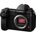Panasonic DC-S1H Lumix S1H Full-Frame DSLM Camera - 1
