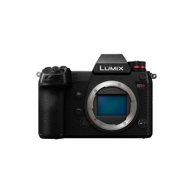 Panasonic DC-S1R Lumix S1R BODY Full Frame DSLM Camera - 1