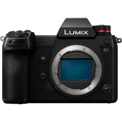 Panasonic DC-S1 Lumix S1 BODY Full-Frame DSLM Camera from PANASONIC with reference DC-S1 at the low price of 2048. Product featu