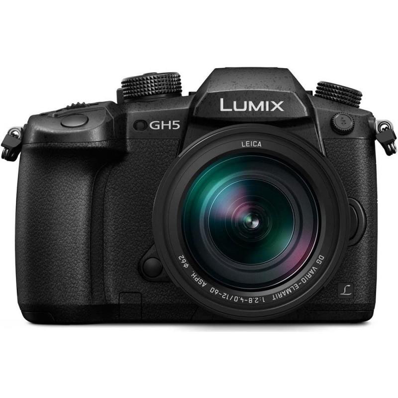 Panasonic DC-GH5L Lumix GH5L 12-60 Leica optical DSLM camera