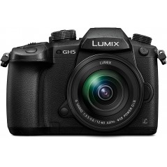 Panasonic DC-GH5M Lumix GH5M12-60 DSLM Optical Lumix Camera - 1