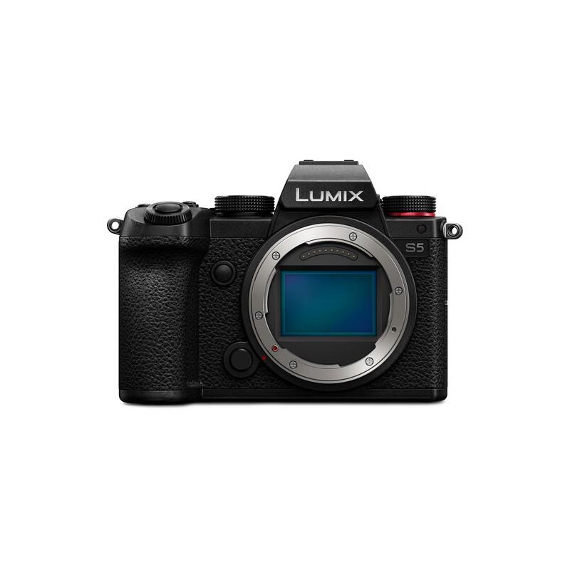 Panasonic DC-S5K Lumix S5 20-60 Mirrorless Full-Frame Camera