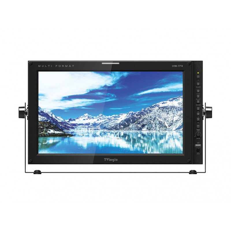"""TVLogic LVM-171SA 16.5"""" FHD High-end LCD Monitor - 1"""
