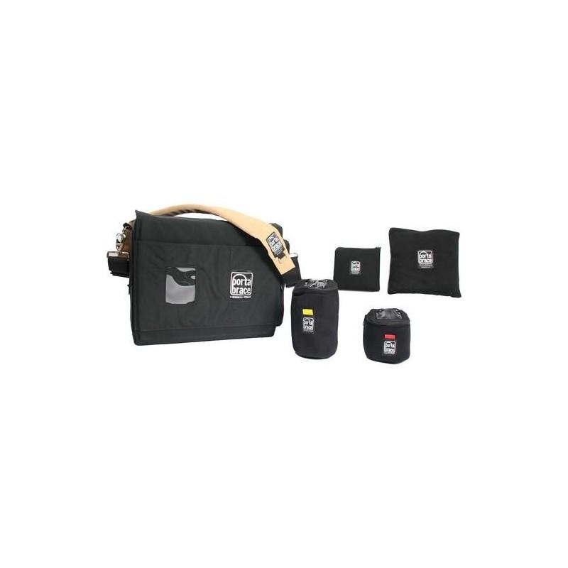 Portabrace – PKB-265DSLR – PACKER CASE – DSLR INTERIOR – BLACK