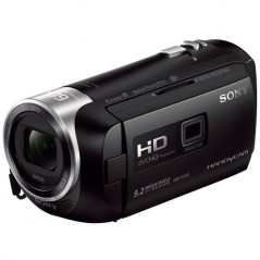 Sony HDRPJ410/B HD Handycam with Built-In Projector (PAL) from SONY with reference HDRPJ410B.CEN at the low price of 330. Produc
