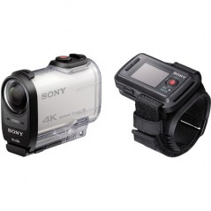 Sony FDR-X1000V 4K Action Cam with Live View Remote Bundle from SONY with reference FDRX1000VR.CEN at the low price of 371.25. P