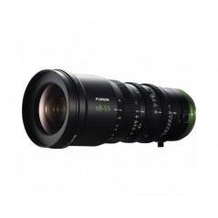 Ottica Fujinon MK 18-55mm T2.9 Cabrio Cinema Zoom from FUJINON with reference MK 18-55MM T2.9 at the low price of 3350. Product