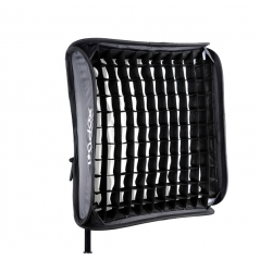 Godox S2 S-Type Flash Bracket+Softbox+Grid (80x80cm) from GODOX with reference SGGV8080CM at the low price of 52. Product featur