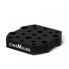 Cinemilled - CM-009 - UNIVERSAL CHEESE PLATE MOUNT from CINEMILLED with reference CM-009 at the low price of 108.15. Product fea
