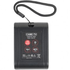 CAME-TV Mini 99 Lightweight V-Mount Battery from CAME TV with reference MINI-99 at the low price of 135.63. Product features: