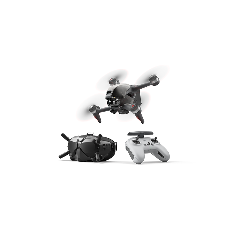DJI FPV COMBO from DJI with reference S2302 at the low price of 1250. Product features: Fly in First-Person at up to 87 mph FPV