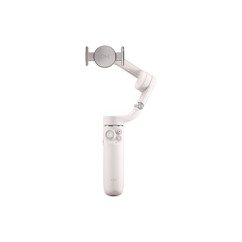DJI OM 5 Smartphone Gimbal (Sunset White) from DJI with reference {PRODUCT_REFERENCE} at the low price of 170.8. Product feature