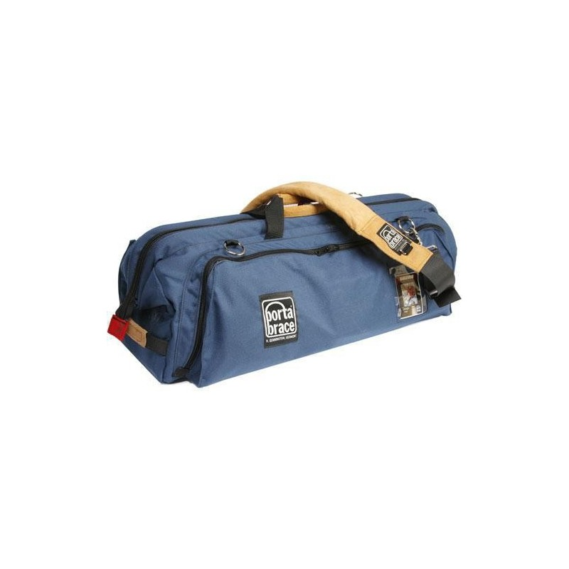 Portabrace – TLQ-46 – TRIPOD/LIGHT CARRYING CASE – BLUE – 46-INCHES