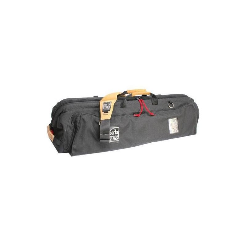 Portabrace – TLQB-28XT – TRIPOD/LIGHT CARRYING CASE – BLACK – 28-INCHES