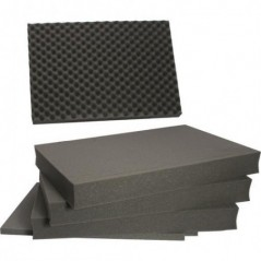 Portabrace - PB-2780FO - INTERIOR REPLACEMENT FOAM - FITS PB-2780 HARD CASE - GREY from PORTABRACE with reference PB-2780FO at t