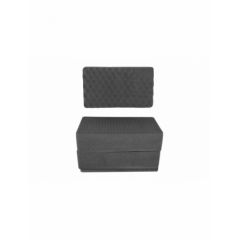 Portabrace - PB-4100FO - INTERIOR REPLACEMENT FOAM - FITS PB-4100 HARD CASE - GREY from PORTABRACE with reference PB-4100FO at t