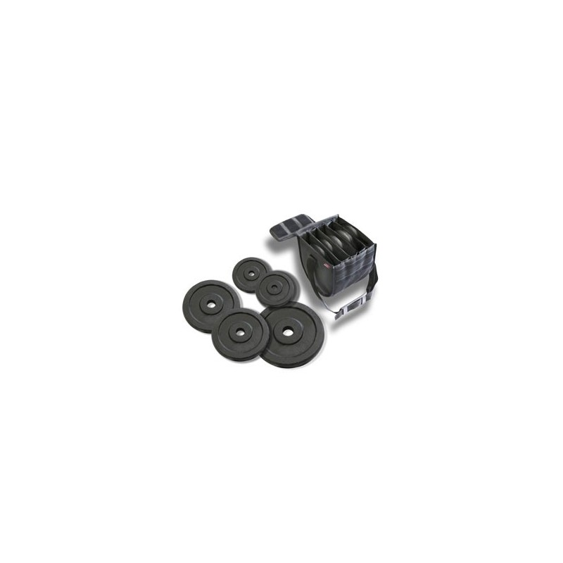 M1000-Set – SET OF ROUND COUNTERWEIGHTS FOR DSLR LIGHT-JIB