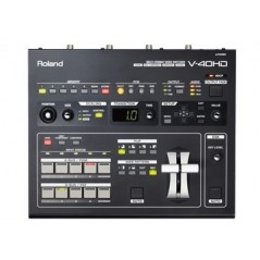 V-40HD - MULTI-FORMAT VIDEO SWITCHER from ROLAND with reference V-40HD at the low price of 2699. Product features: