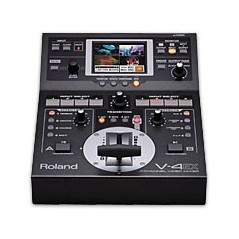 V-4EX - MIXER VIDEO ALL IN ONE from ROLAND with reference V-4EX at the low price of 1439. Product features: