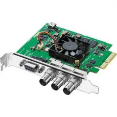 Blackmagic Design Decklink SDI 4K Capture & Playback Card from BLACKMAGIC DESIGN with reference BDLKSDI4K at the low price of 23