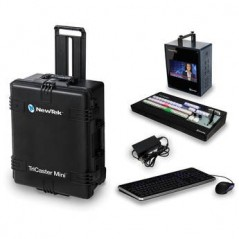TRMSMINIHD4ICS - TRICASTER MINI HD-4I + CS BUNDLE from NEWTEK with reference TRMSMINIHD4ICS at the low price of 11395. Product f