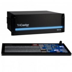 TRMSXD8000CS - TRICASTER 8000-MS V2 WITH 8000CS from NEWTEK with reference TRMSXD8000CS at the low price of 46995. Product featu