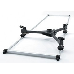 Libec - TR-320 - 3.2M-10.5' TRACKING RAIL WITH DOLLY AND CARRYING CASE from LIBEC with reference TR-320 at the low price of 1467