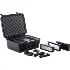 Litepanels - BRICK BICOLOR 1PC KIT WITH ACCESSORIES - 910-0001 from LITEPANELS with reference BRICK BICOLOR 1PC KIT WITH ACCESSO
