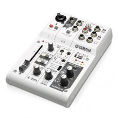 Yamaha - AG03 - AUDIO INTERFACE USB from YAMAHA with reference AG03 at the low price of 110. Product features:
