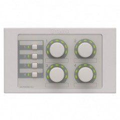 Yamaha - DCP4V4SEU - CONTROL PANEL 4 BUTTONS   4 KNOB FOR SERIES MTX -MRX from YAMAHA with reference DCP4V4SEU at the low price