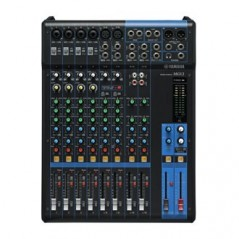 Yamaha MG12 MG Series 12-Channel Analog Mixer from YAMAHA with reference MG12 at the low price of 254. Product features: D-PRE m