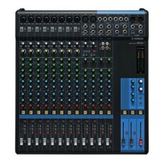 Yamaha MG16 16-Input Mixer from YAMAHA with reference MG16 at the low price of 373. Product features: 10x Mic Inputs 16x Line In