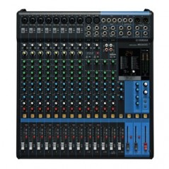 Yamaha MG16XU 16-Input Mixer from YAMAHA with reference MG16XU at the low price of 424. Product features: 10x Mic Inputs 16x Lin