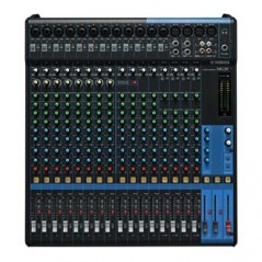 Yamaha MG20 20-channel Analog Mixer from YAMAHA with reference MG20 at the low price of 560. Product features: 20 Channels 16 Mi