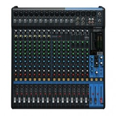 Yamaha MG20XU 20-Input Mixer from YAMAHA with reference MG20XU at the low price of 620. Product features: 16 Mic / 20 Line Input