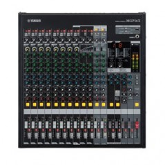 Yamaha MGP16X 16-Channel Premium Mixing Console from YAMAHA with reference MGP16X at the low price of 705. Product features: Sma