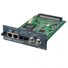 Yamaha - MY16MD64 - MADI I/O CARD, 16 CHANNEL from YAMAHA with reference MY16MD64 at the low price of 1828. Product features: