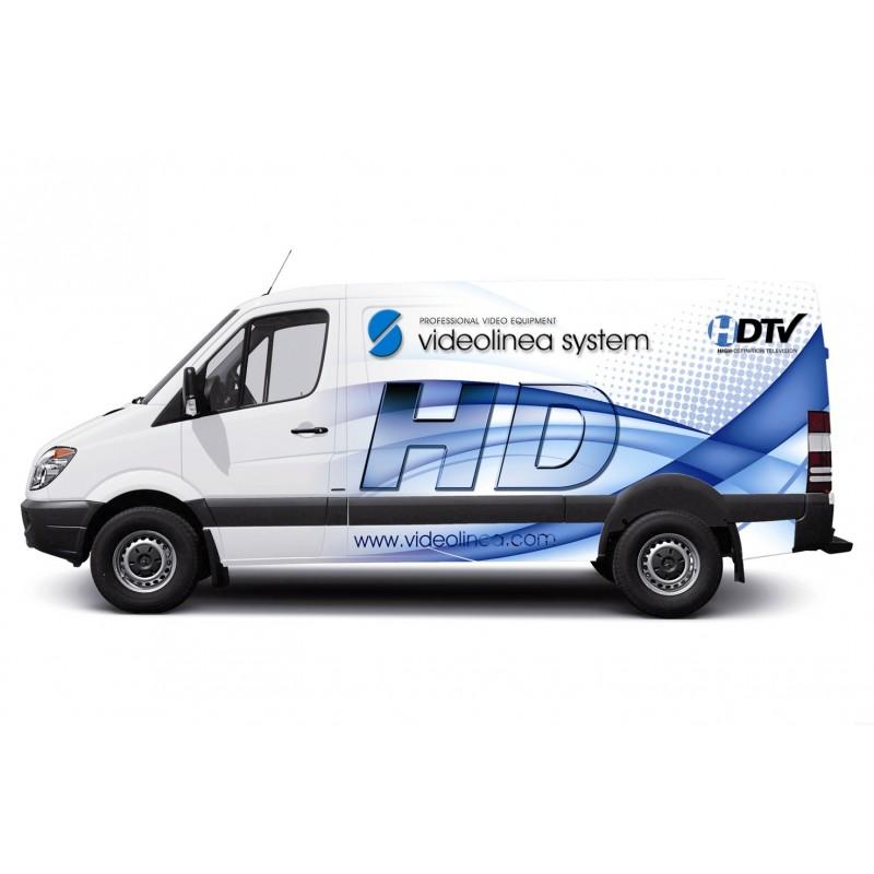 4CAM-HD-OBVAN – VIDEOLINEA 4 CAMERA HD OB VAN – NEW