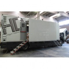 OBVAN 22HD - OUTSIDE BROADCAST VEHICLE - NEW from VLS with reference OBVAN 22HD at the low price of 0. Product features:
