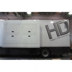OBVAN 22HD – OUTSIDE BROADCAST VEHICLE – NEW