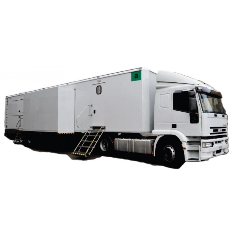 OBVAN 24HD – OUTSIDE BROADCAST VEHICLE – NEW