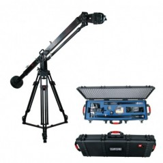 Cartoni KJ102 JIBO from CARTONI with reference KJ102 at the low price of 2300.95. Product features: Jib telescopico base 100mm p
